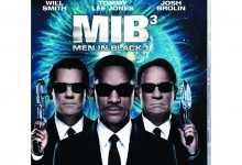 Men in Black 3 Blu-ray pack shot