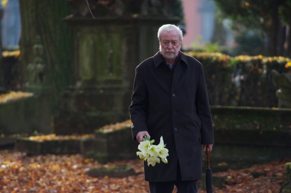 Michael Caine in Mr. Morgan's Last Love