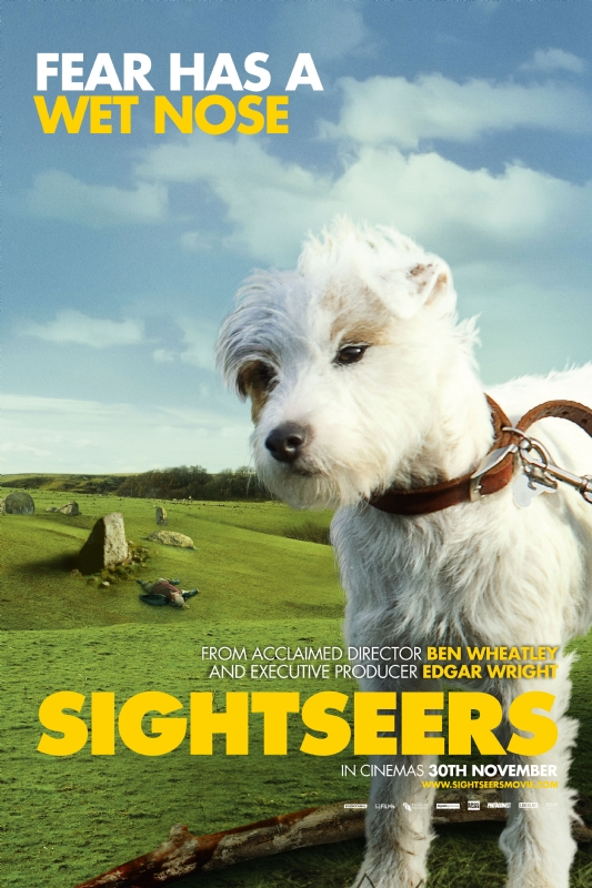 Sightseers-Poster