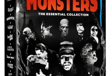Universal Classic Monsters BD packshot
