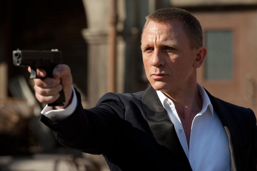 Daniel Craig in Skyfal...
