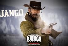 Django Unchained Character Banner – Jamie Foxx
