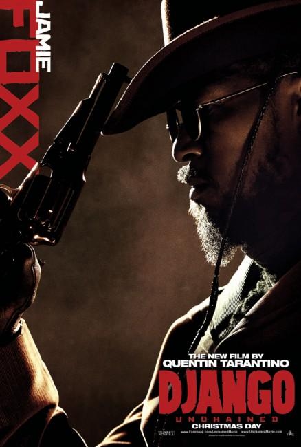 Django Unchained Character Poster – Jamie Foxx