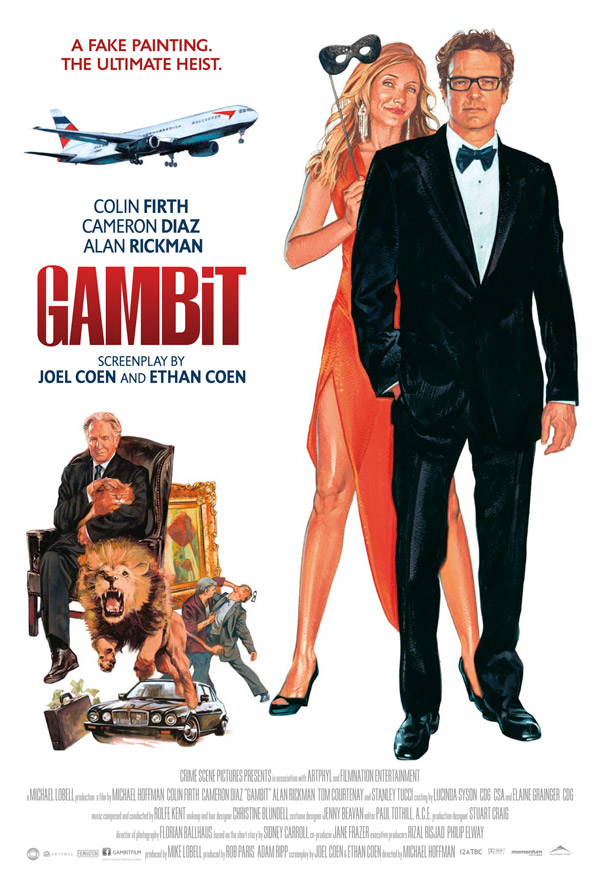 Gambit-Poster