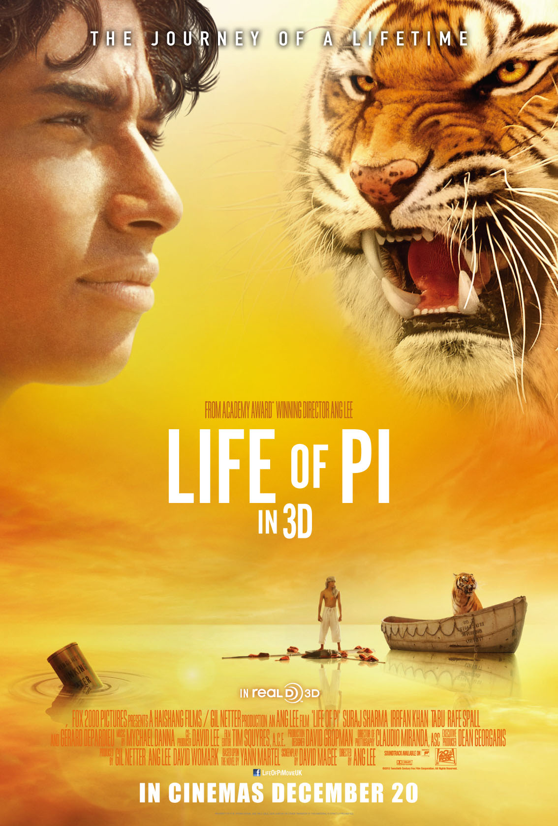 "How ""The Life of Pi"" Raises the Ultimate Postmodern Question of Faith"