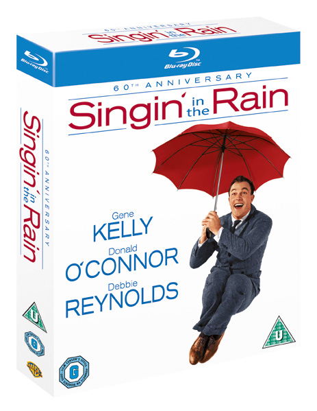 Review  Singin  in the Rain   Stage and Screen Come on with the rain