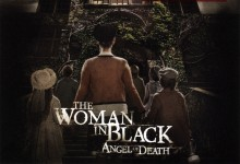 The Woman in Black: Angel of Death Promo Poster