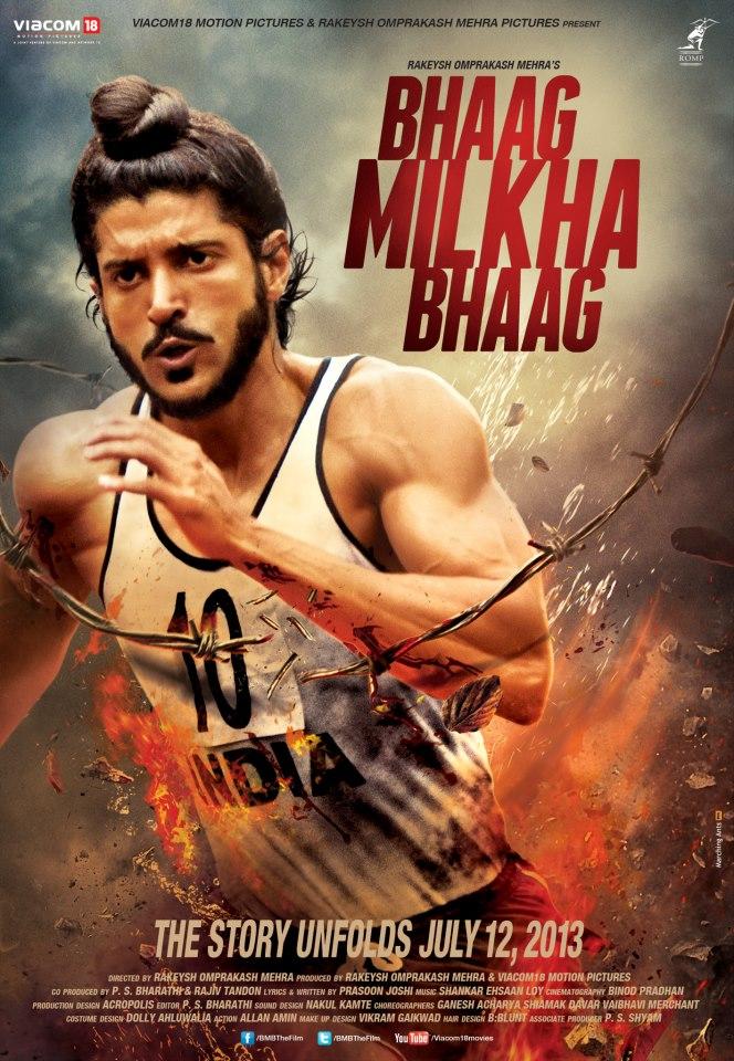Bhagh Milkha Bhagh - 1st look