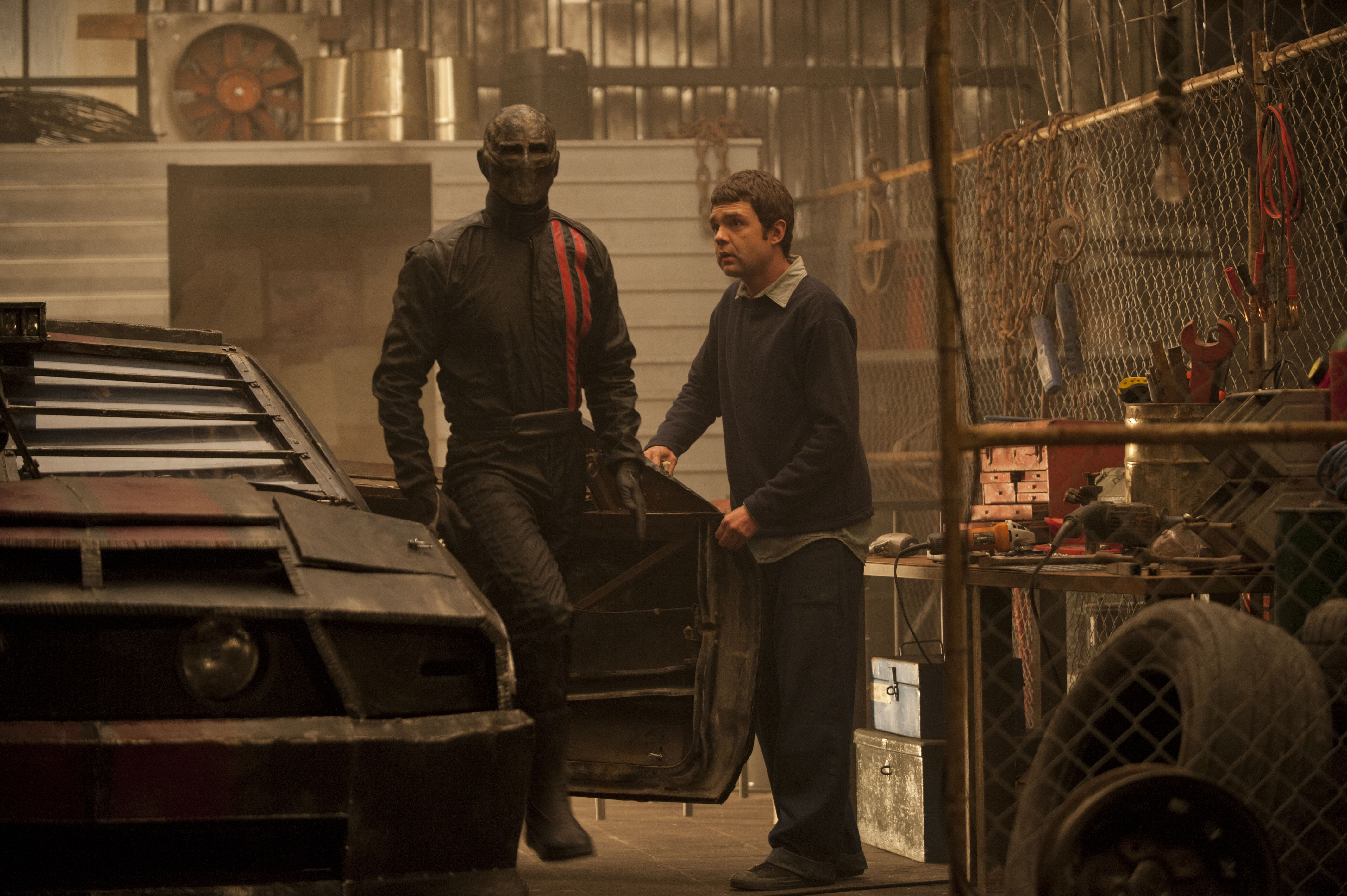 Death Race 3: Inferno DVD Review