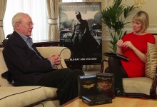 Michael-Caine-and-Edith-Bowman-The-Dark-Knight-Rises