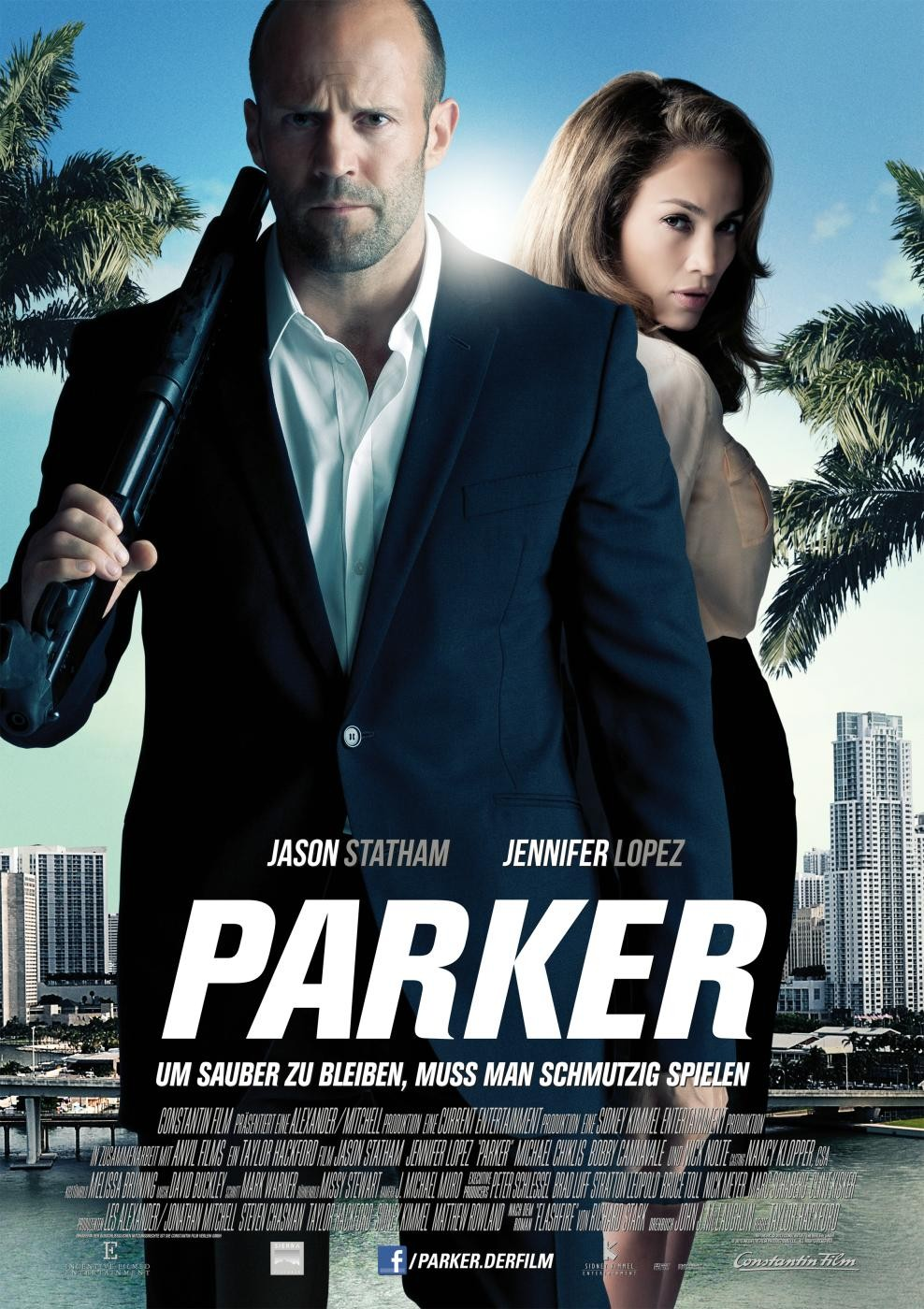 Parker international poster heyuguys for What was the name of that movie
