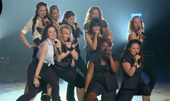 Pitch Perfect Behind The Scenes Heyuguys