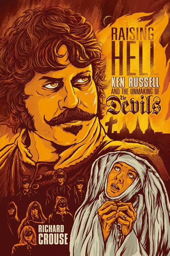 Raising Hell reel ink