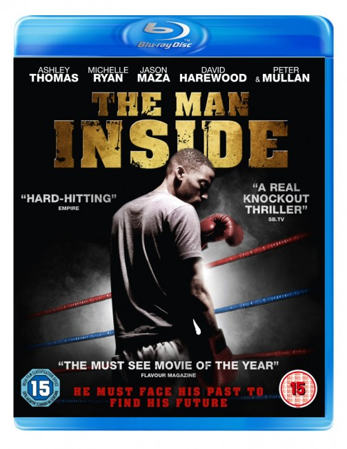 The Man Inside Blu-ray