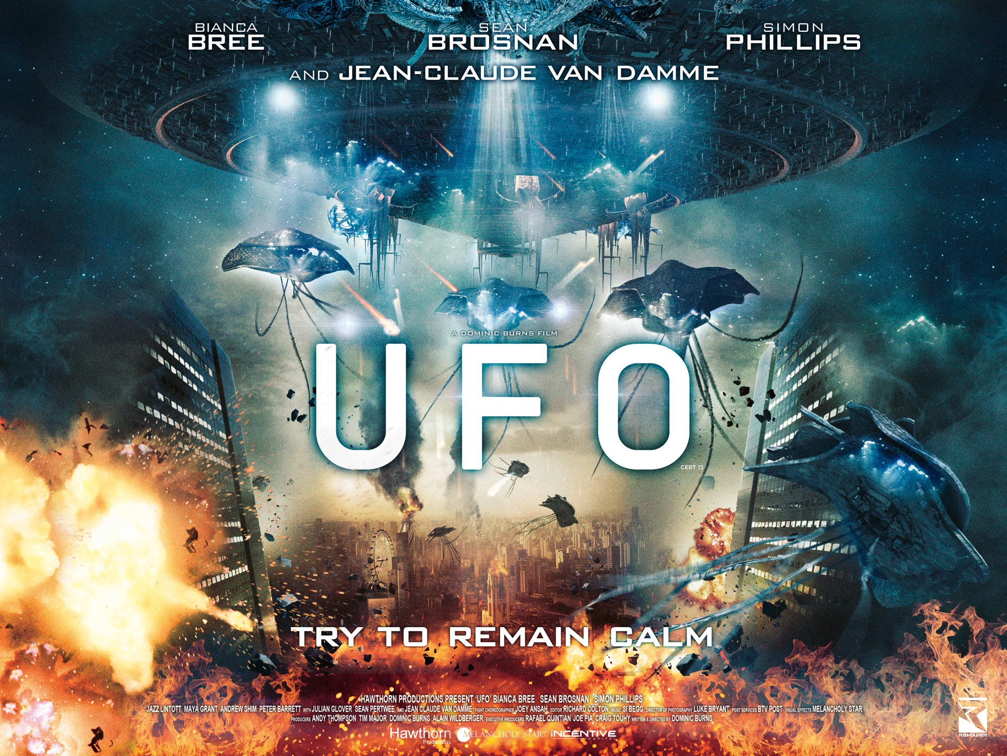 UFO-Poster
