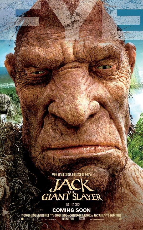 Jack the Giant Slayer Poster - Fye - HeyUGuys