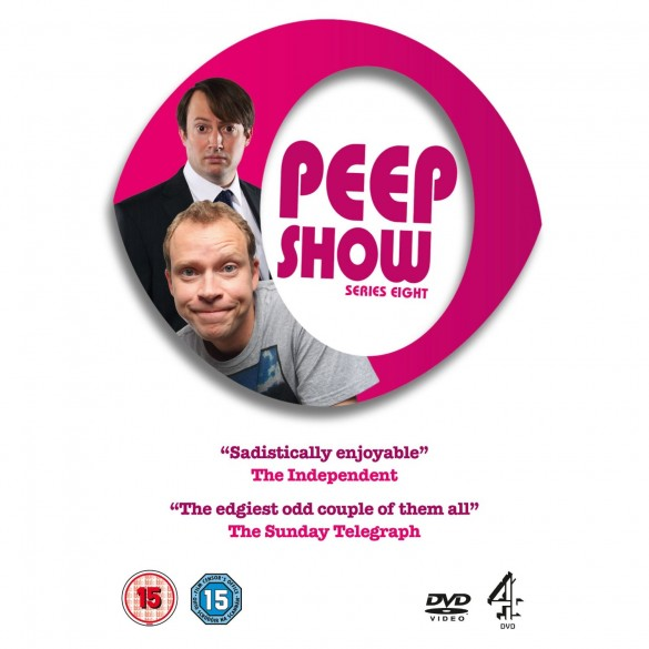 Peep Show Season 8 DVD Cover