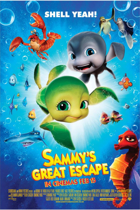 Sammys-Great-Escape-Poster