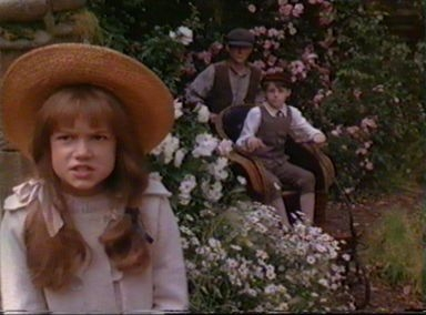 Looking back at the top 20 films for the 90s child for Where was the secret garden filmed