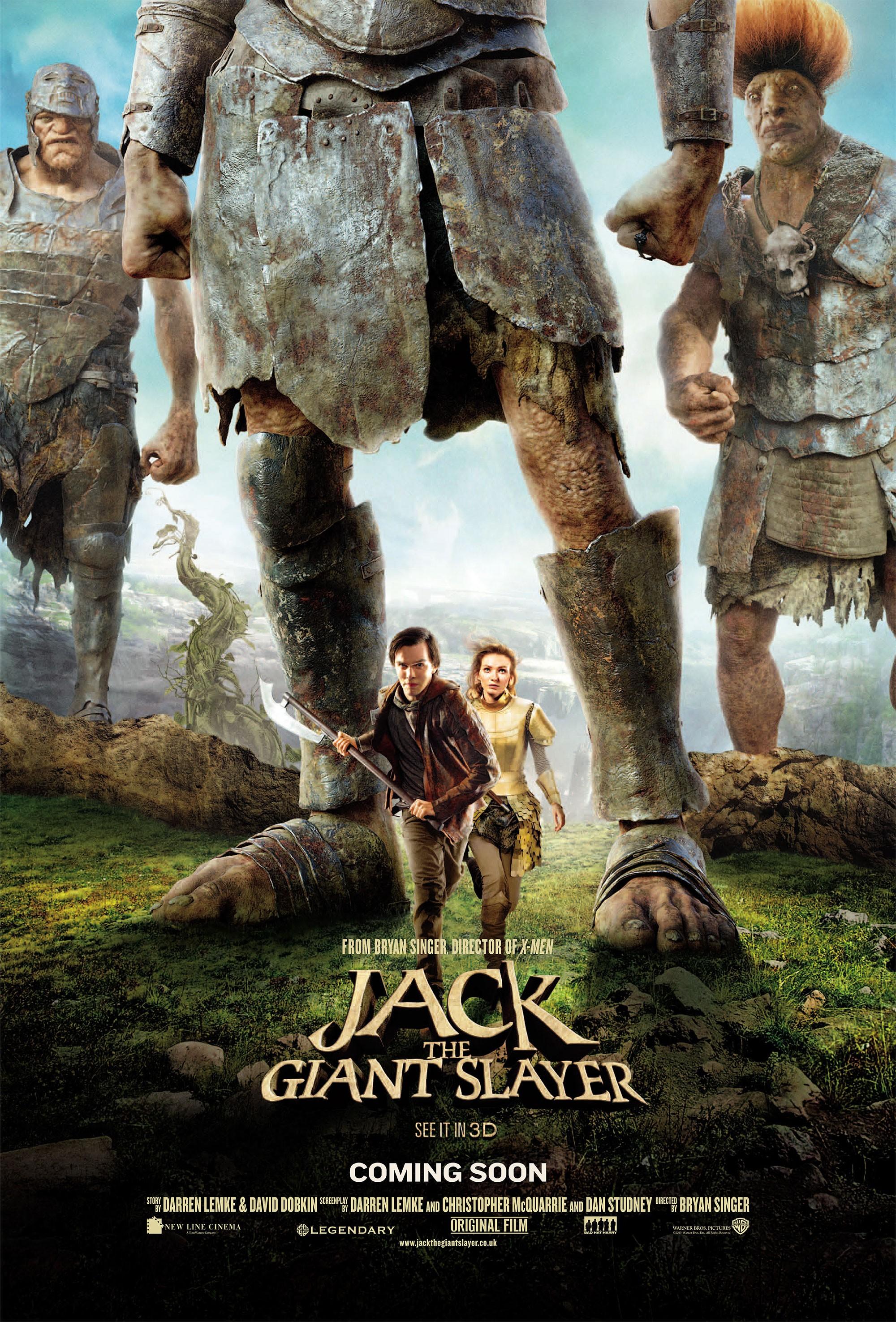 ჯეკი გიგანტების გამანადგურებელი (ქართულად)  Jack the Giant Slayer Джек - покоритель великанов
