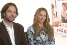 Paul Rudd and Leslie Mann - This is 40