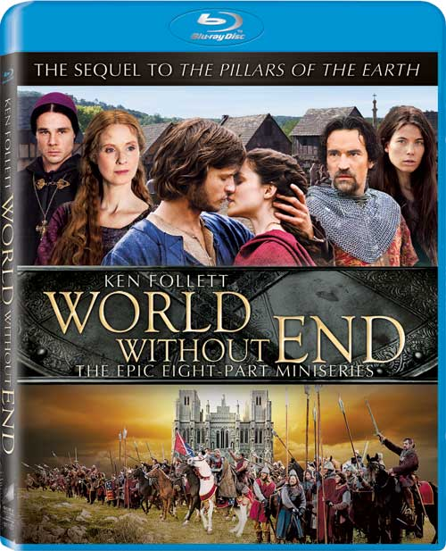 World Without End Blu-ray