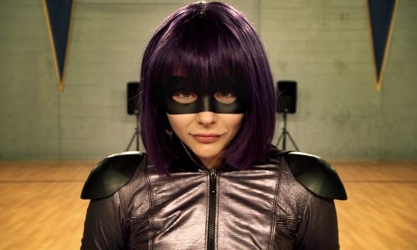 Chloë Grace Moretz in Kick-Ass 2