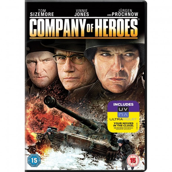 Company of Heroes DVD Packshot