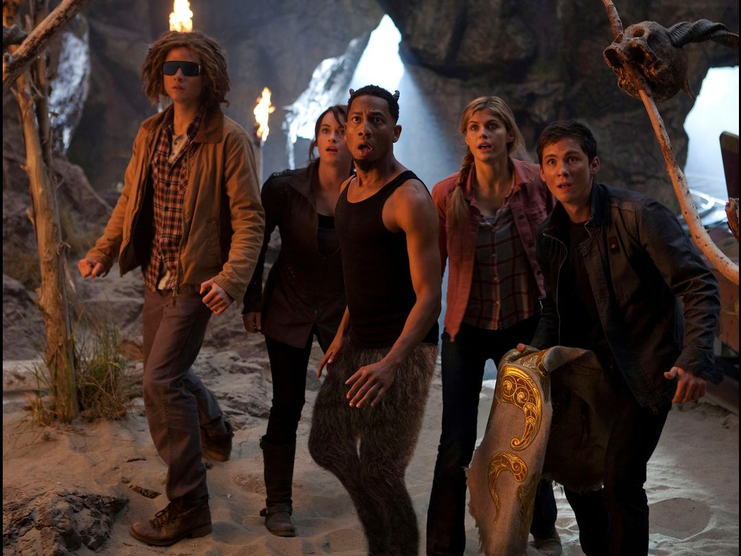 Percy Jackson Sea Of Monsters First Look Images