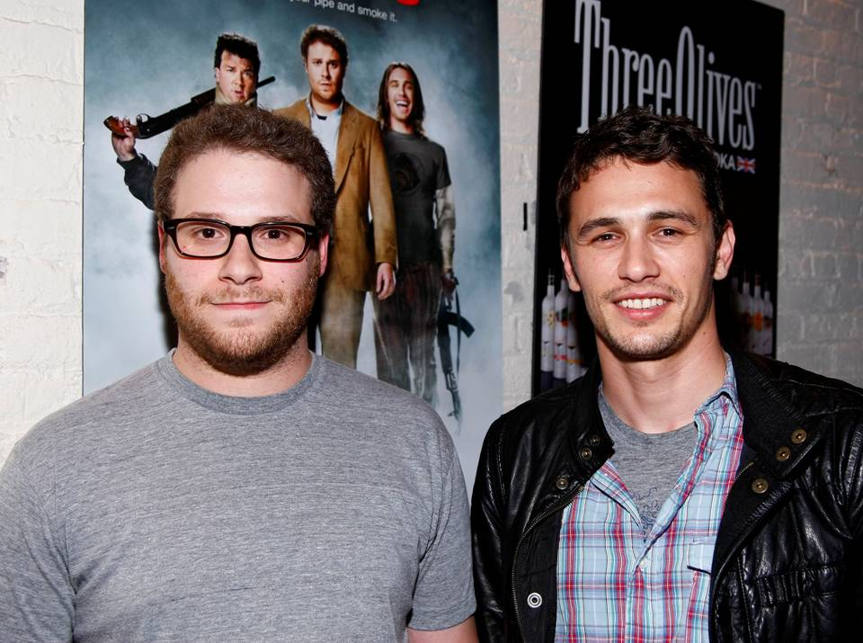 Seth and james franco