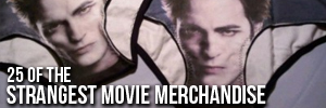 25 Strange Movie Merchandise