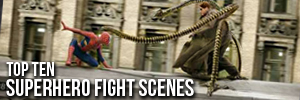 Superhero Fight Scenes