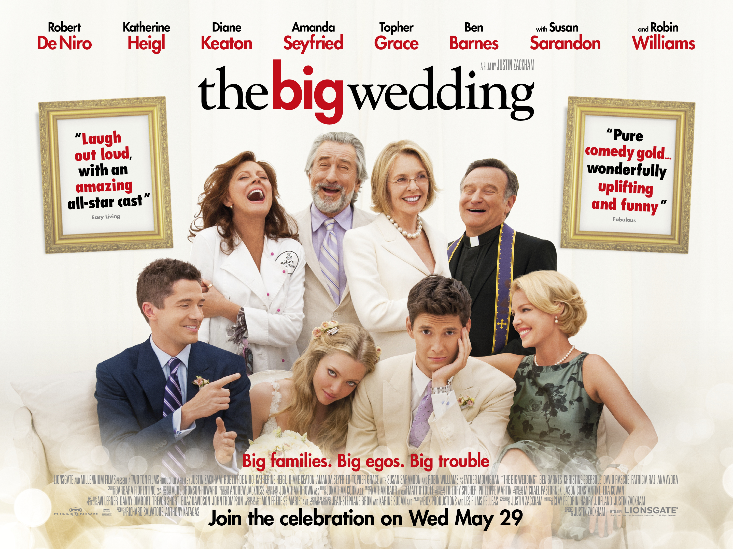 The-Big-Wedding-Quad-Poster