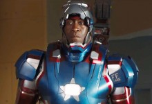 Don Cheadle Iron Man 3