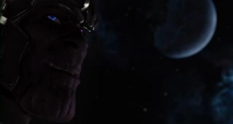 Thanos in The Avengers - HeyUGuys - 30.7KB