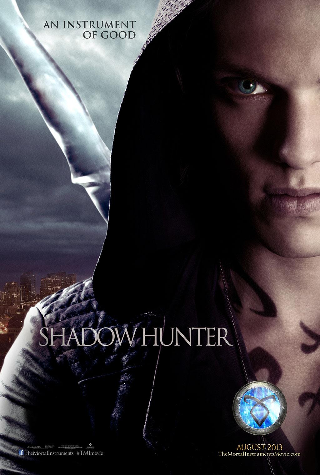 The Mortal Instruments: City of Bones Character Poster ...