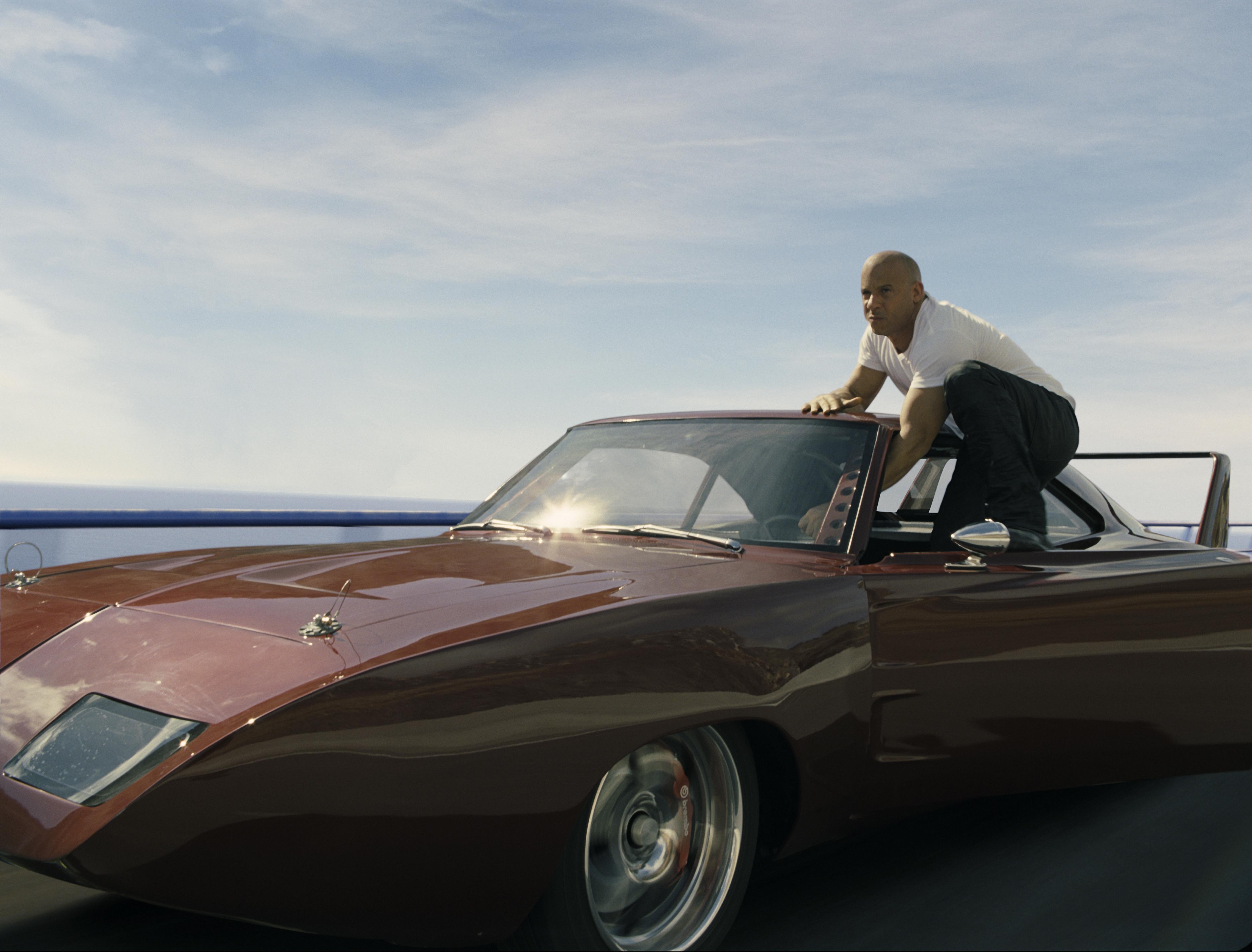 Vin Diesel in Fast and Furious 6 - HeyUGuys