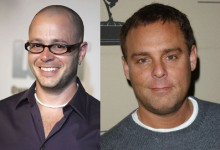 Bryan Burk and Damon Lindelof
