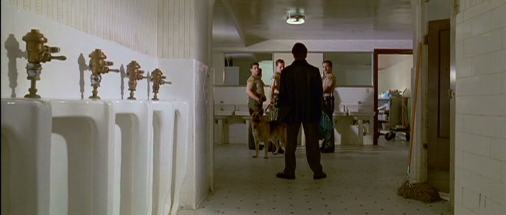 Reservoir Dogs Bathroom Cops Scene Heyuguys