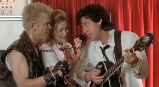 THe Wedding Singer - Billy Idol