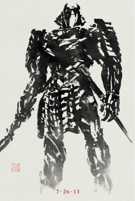The-Wolverine-Teaser-Poster-Silver-Samurai