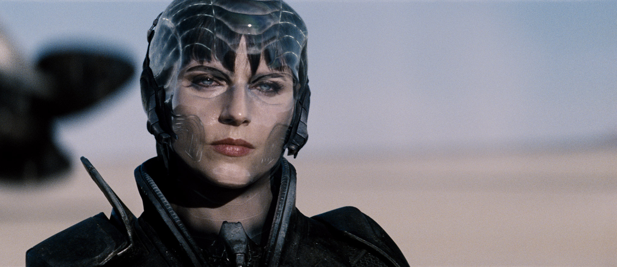 Antje Traue in Man of ... Amber Heard Death