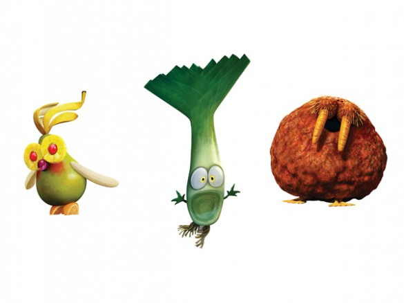 Cloudy-with-a-Chance-of-Meatballs-2-The-Fruit-Cockatiel-Leek-and-Meatbalrus