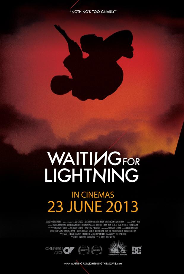 Waiting for Lightning Poster - HeyUGuys