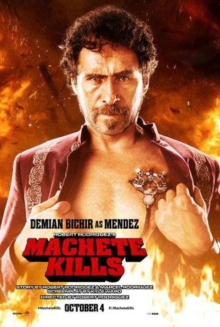 Machete-Kills-Character-Poster-Demian-Bichir