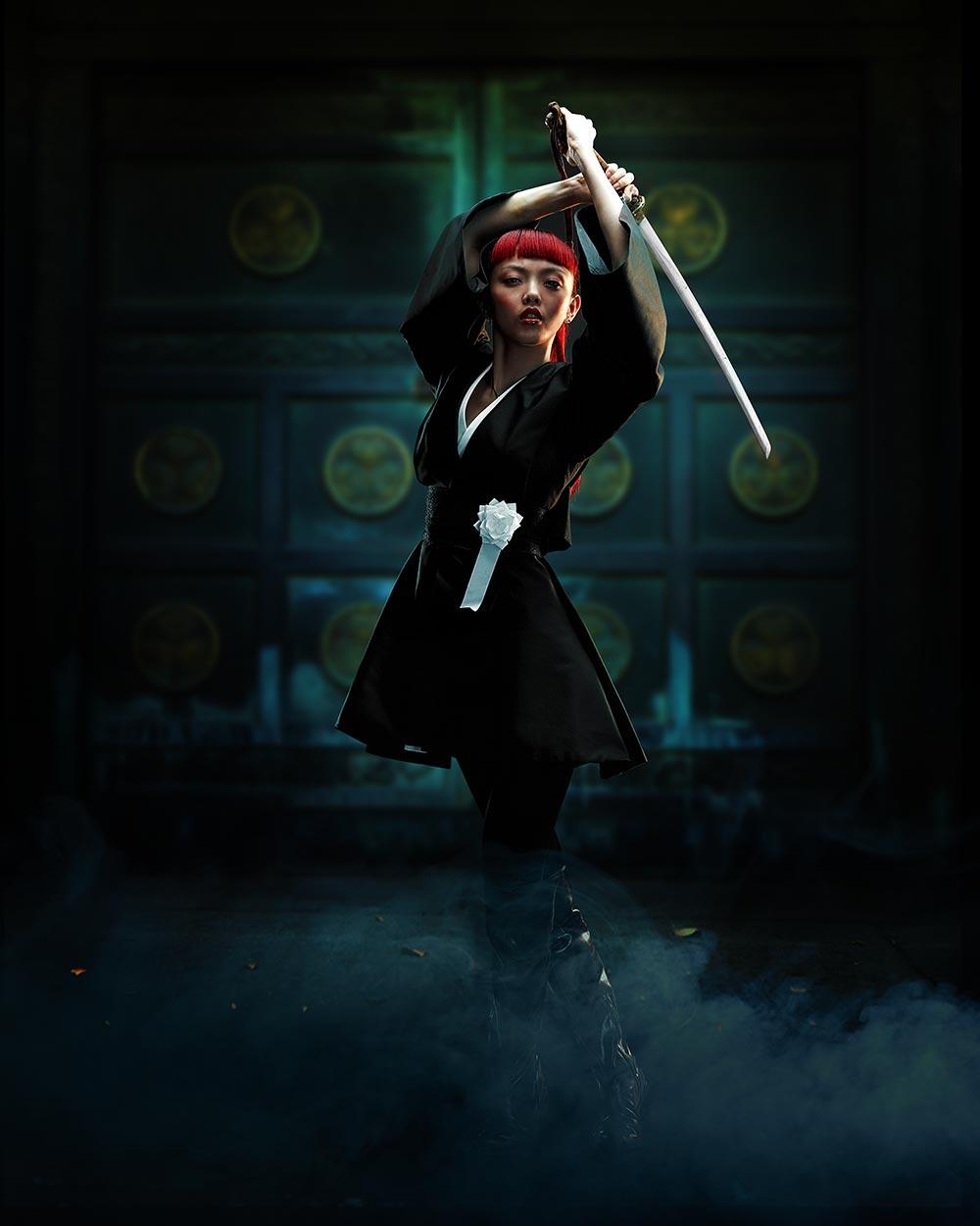 Rila Fukushima Wolverine
