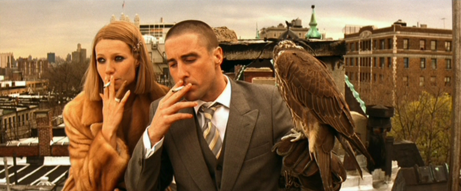 Gwyneth Paltrow and Luke Wilson in The Royal Tenenbaums ...