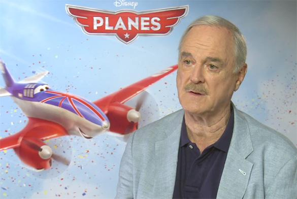 John Cleese - Planes