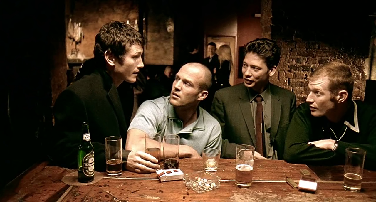 Image result for LOCK, STOCK AND TWO SMOKING BARRELS