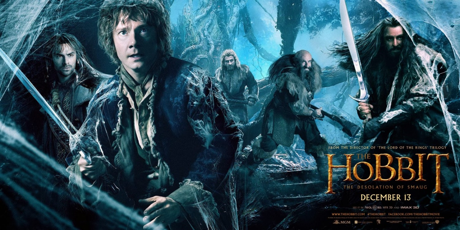 The-Hobbit:-The-Desolation-of-Smaug-Banner